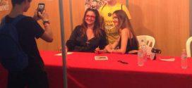 Tracer y Mercy visitan el Salón del Manga de Jerez