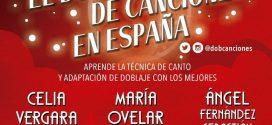 2ª edición de 'El Doblaje de Canciones en España'