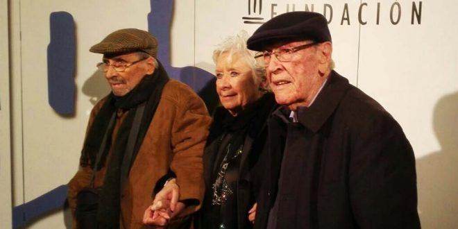 """Eduardo Moreno, premio ACTÚA: """"Actor de voz"""" y del corazón."""