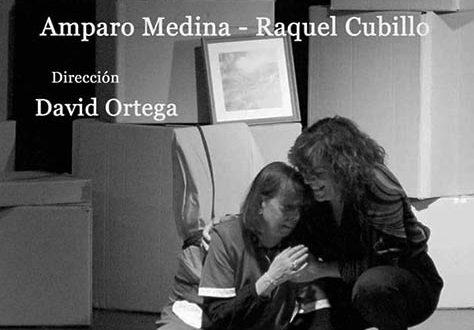 """TEATRO: Raquel Cubillo en """"Hay deshacer la casa"""""""