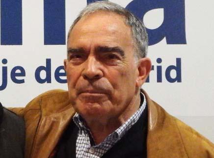 """José María del Río: """"Lo de oírse es una lata"""""""