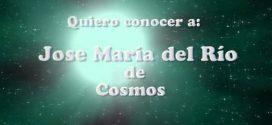 """José María del Río: de """"Cosmos"""" a """"Pocoyó"""""""