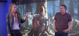 """María Blanco y Lorenzo Beteta presentan """"The Last of Us Parte II"""""""