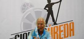 Héctor Cantolla visitó el Cinefan Festival