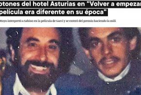 Vuelta al Hotel Asturias