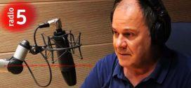 """PATIO DE VOCES con Eduardo Gutiérrez """"Guti"""": """"Contar emociones con una voz muy normal"""""""